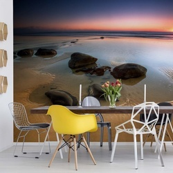 Coffee Rocks Photo Wallpaper Mural