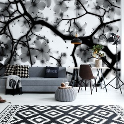 Dogwood Photo Wallpaper Mural