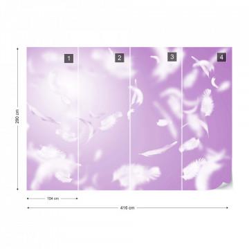 Floating in Purple