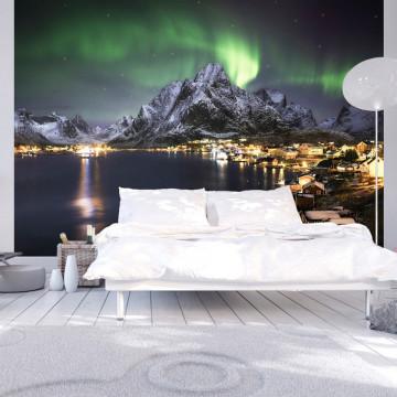 Fototapet autoadeziv - Aurora borealis