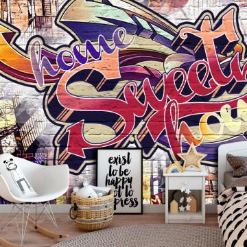 Fototapet autoadeziv - Cool Graffiti