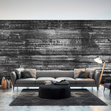 Fototapet autoadeziv - Grey Boards
