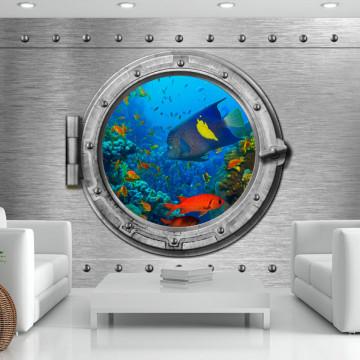 Fototapet autoadeziv - Underwater landscape