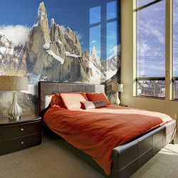 Fototapet - Cerro Torre, Los Glaciares National Park, Patagonia, Argrentina