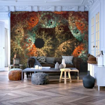 Fototapet - dreams - abstract pattern