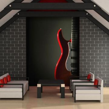 Fototapet - Electric guitar
