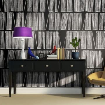 Fototapet - Home library