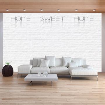 Fototapet - Home, sweet home - wall