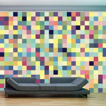 Fototapet - Millions of colors