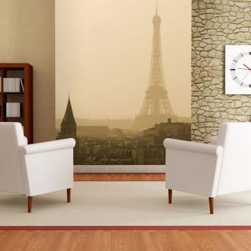 Fototapet - Panoramic views of Paris