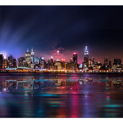 Fototapet - Romantic moments in New York City