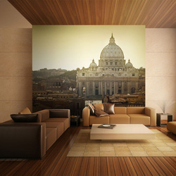Fototapet - Saint Peter's Basilica, Vatican