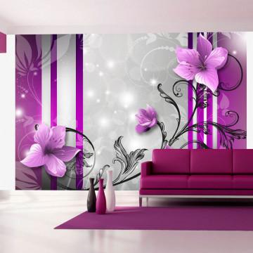 Fototapet - Violet buds
