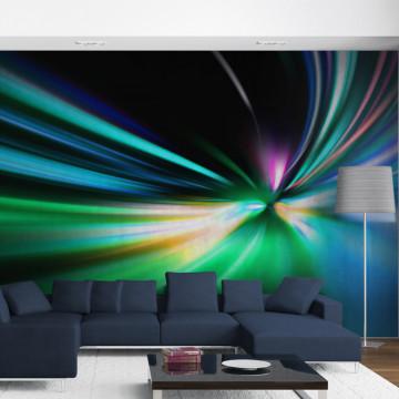 Fototapet XXL - Abstract design - speed