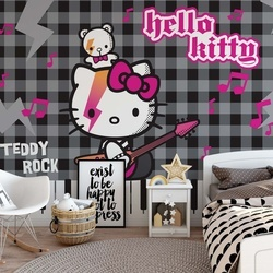 Hello Kitty Photo Wallpaper Wall Mural