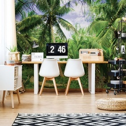 Jungle Photo Wallpaper Wall Mural