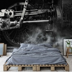 Locomotive Breath Photo Wallpaper Mural