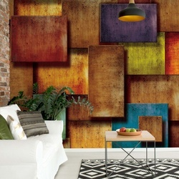 Modern Abstract Design Photo Wallpaper Wall Mural