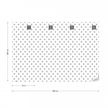Modern Pattern Photo Wallpaper Wall Mural
