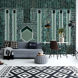 Moza Wall Photo Wallpaper Mural