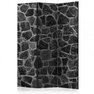Paravan - Black Stones [Room Dividers]