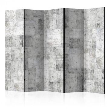 Paravan - Concrete: Grey City II [Room Dividers]