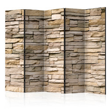 Paravan - Decorative Stone II [Room Dividers]
