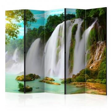 Paravan - Detian - waterfall (China) II [Room Dividers]
