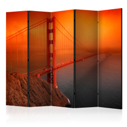Paravan - Golden Gate Bridge II [Room Dividers]