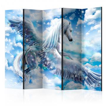 Paravan - Pegasus (Blue) II [Room Dividers]