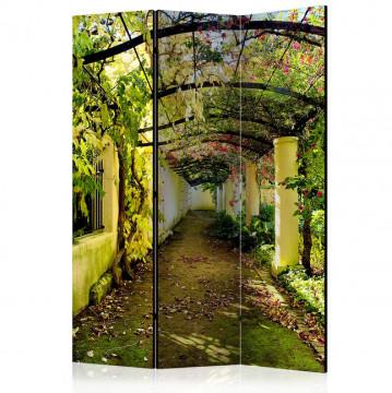 Paravan - Romantic Garden [Room Dividers]
