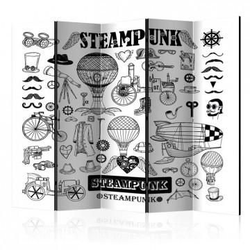 Paravan - Steampunk II [Room Dividers]