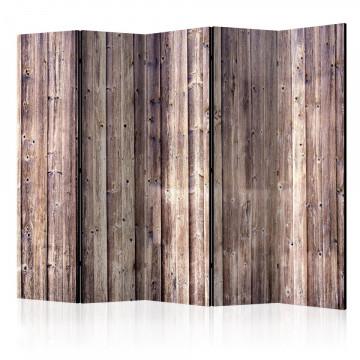 Paravan - Wooden Charm II [Room Dividers]
