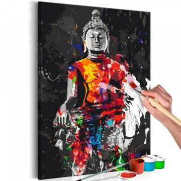 Pictatul pentru recreere - Buddha in Colours