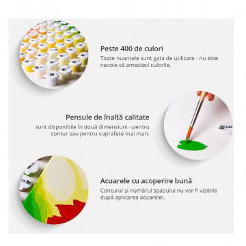Pictatul pentru recreere - Colored Pebbles