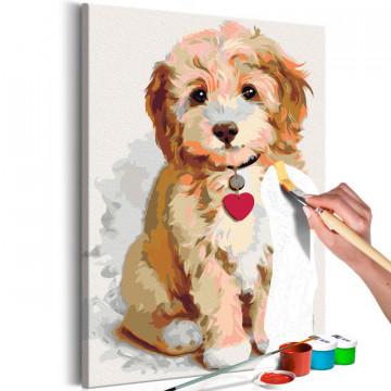 Pictatul pentru recreere - Dog (Puppy)