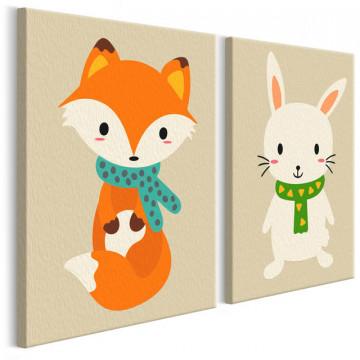 Pictatul pentru recreere - Fox & Bunny