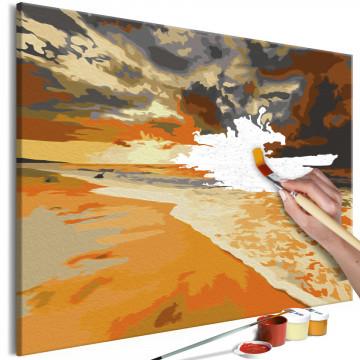 Pictatul pentru recreere - Golden Beach