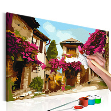 Pictatul pentru recreere - Mediterranean Town
