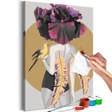 Pictatul pentru recreere - Parrot Woman