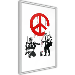 Poster - Banksy: CND Soldiers I