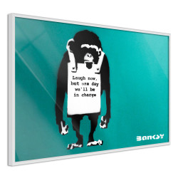 Poster - Banksy: Laugh Now
