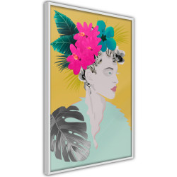 Poster - Crown of Flowers