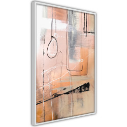 Poster - Pastel Abstraction