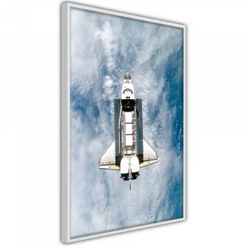 Poster - Shuttle Flight