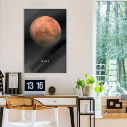 Poster - The Solar System: Mars