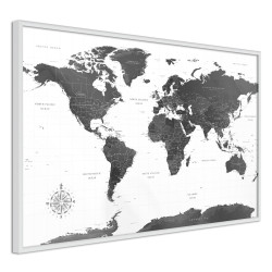 Poster - The World in Black and White
