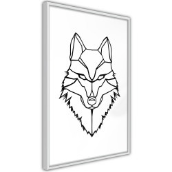 Poster - Wolf Look