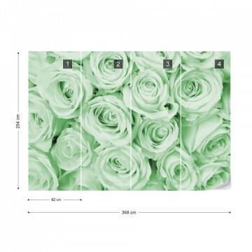 Rose Bouquet Green