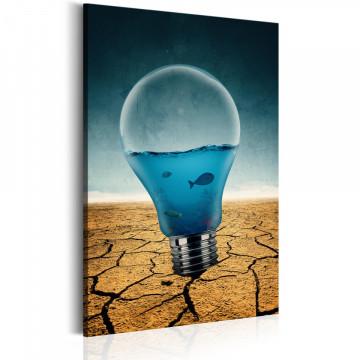 Tablou - Aquarium of Ideas